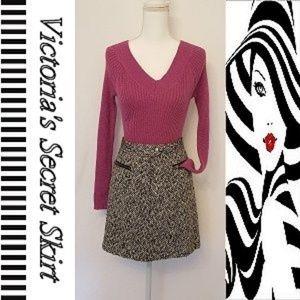 Victoria's Secret Zip Mini Skirt-8